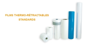 Films Thermo-rétractables Standards
